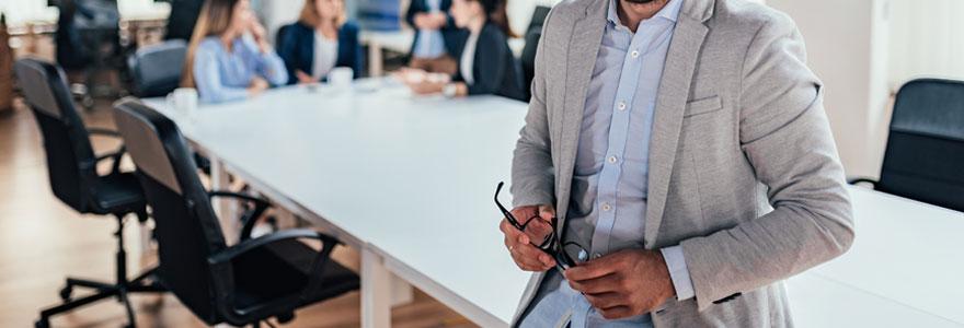 Recrutement management de transition